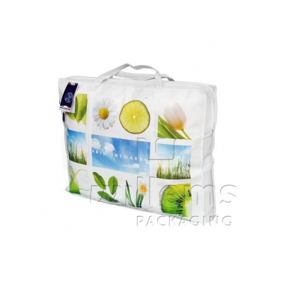 pp non woven gelamineerde tas, full color bedrukt.