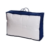 ldpe zipper bag with blue pp non woven , Willems Packaging