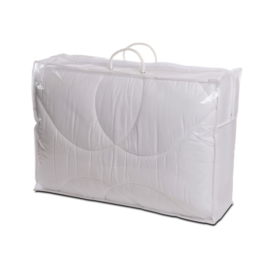 LDPE Zipper bag, white
