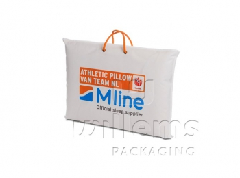 PP non-woven storage bag with zipper
