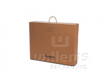 Luxury cardboard packaging box